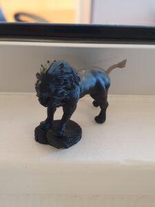 3d leeuw